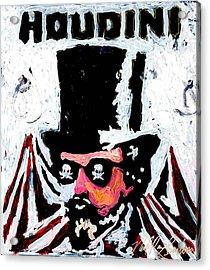 Houdini Acrylic Print