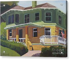 House At Knowlwood Acrylic Print