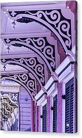 House Details Acrylic Print