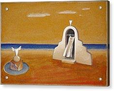 House Of Eros Acrylic Print by Dimitris Milionis