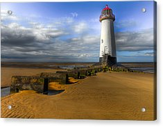 House Of Light Acrylic Print by Adrian Evans