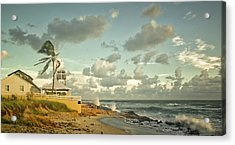 House Of Refuge Acrylic Print