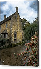 House On The Water Acrylic Print