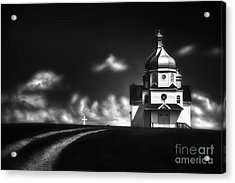 Houses Of The Holy Acrylic Print
