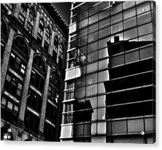 Houston Street Repose Acrylic Print