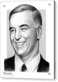 Howard Dean Acrylic Print
