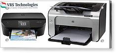 Hp Printers And Photocopiers In Dubai,uae Acrylic Print