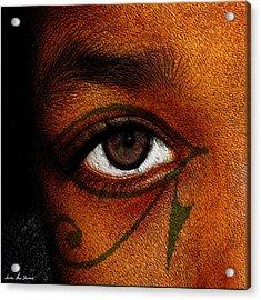 Hru's Eye Acrylic Print