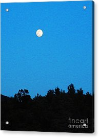 Hualapai Night Acrylic Print
