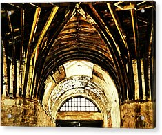 Hub-and-spoke Acrylic Print by JAMART Photography