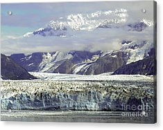 Hubbard Glacier Acrylic Print