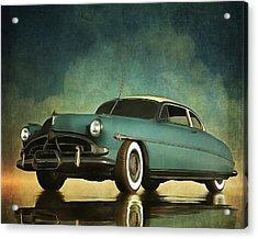 Hudson Hornet Oldtimer Acrylic Print
