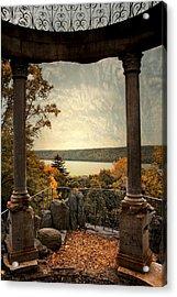 Hudson River Overlook Acrylic Print by Jessica Jenney