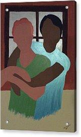 Hug Me Acrylic Print