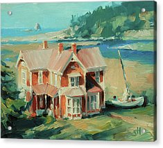 Hughes House Acrylic Print