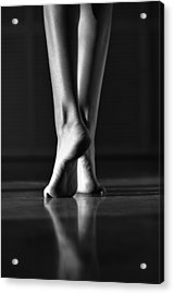 Acrylic Print featuring the photograph Human by Laura Fasulo