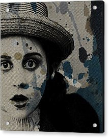 Hungry Eyes Acrylic Print by Paul Lovering