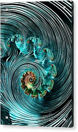 Hurricane Acrylic Print