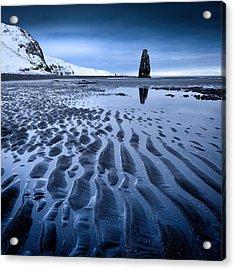 Hvitserkur, Iceland Acrylic Print