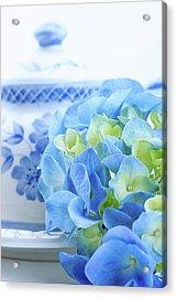 Hydrangea Memories Acrylic Print