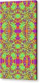 Hyper Illusion Acrylic Print