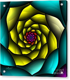 Hypnosis Acrylic Print
