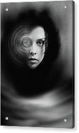 Hypnosis   Acrylic Print by Mayumi Yoshimaru