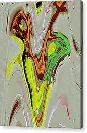 Hypochon Acrylic Print by LeeAnn Alexander