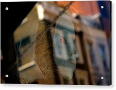 I Am In  Everywhere You Are Acrylic Print by Jez C Self