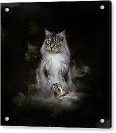 I Am Really Very Sweet Acrylic Print