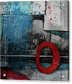 I Can Do This Acrylic Print by Laura Lein-Svencner
