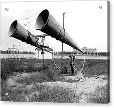 I Can Hear You Acrylic Print by Jon Neidert