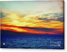 I Can Touch The Sky Acrylic Print by Robyn King