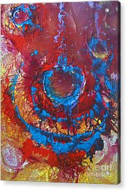 I Come Up Hard But Thats Ok Acrylic Print by Ron Carter