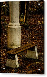 Acrylic Print featuring the photograph I Could Wait by Odd Jeppesen