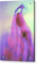 Acrylic Print featuring the photograph I Dream In Colors by Joe Kozlowski