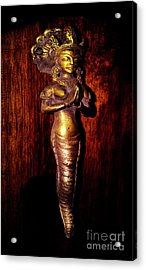 Acrylic Print featuring the photograph I Dream Of Genie by Al Bourassa
