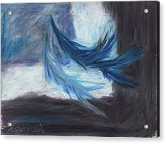 I Dreamt Of Flight Acrylic Print