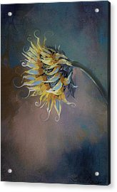 I Feel Like A Sunflower Painting Acrylic Print