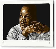 I Have A Dream . . . Acrylic Print