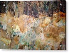 I Remember Acrylic Print by Carol Everhart Roper