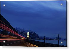 Acrylic Print featuring the photograph I84 by Cat Connor