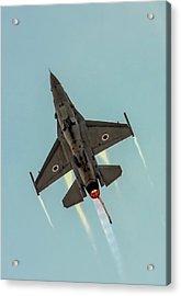 Iaf F-16i Sufa Acrylic Print