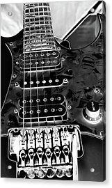 Ibanez Guitar Acrylic Print