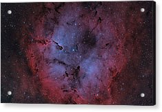 Ic 1396 Acrylic Print by Brian Peterson
