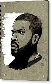 Ice Cube Acrylic Print