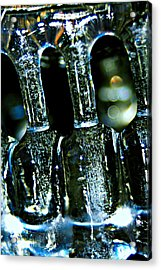 Ice Formation 02 Acrylic Print