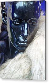 Ice Queen Acrylic Print by Jez C Self