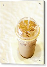 Iced Coffee 1 Acrylic Print