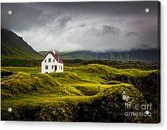 Iceland Scene Acrylic Print